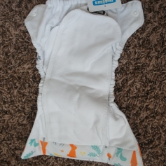 Thirsties Natural Newborn All in Ones Inserts