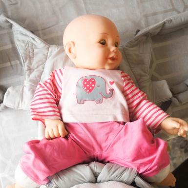 Ergo Omni 360 Newborn setting