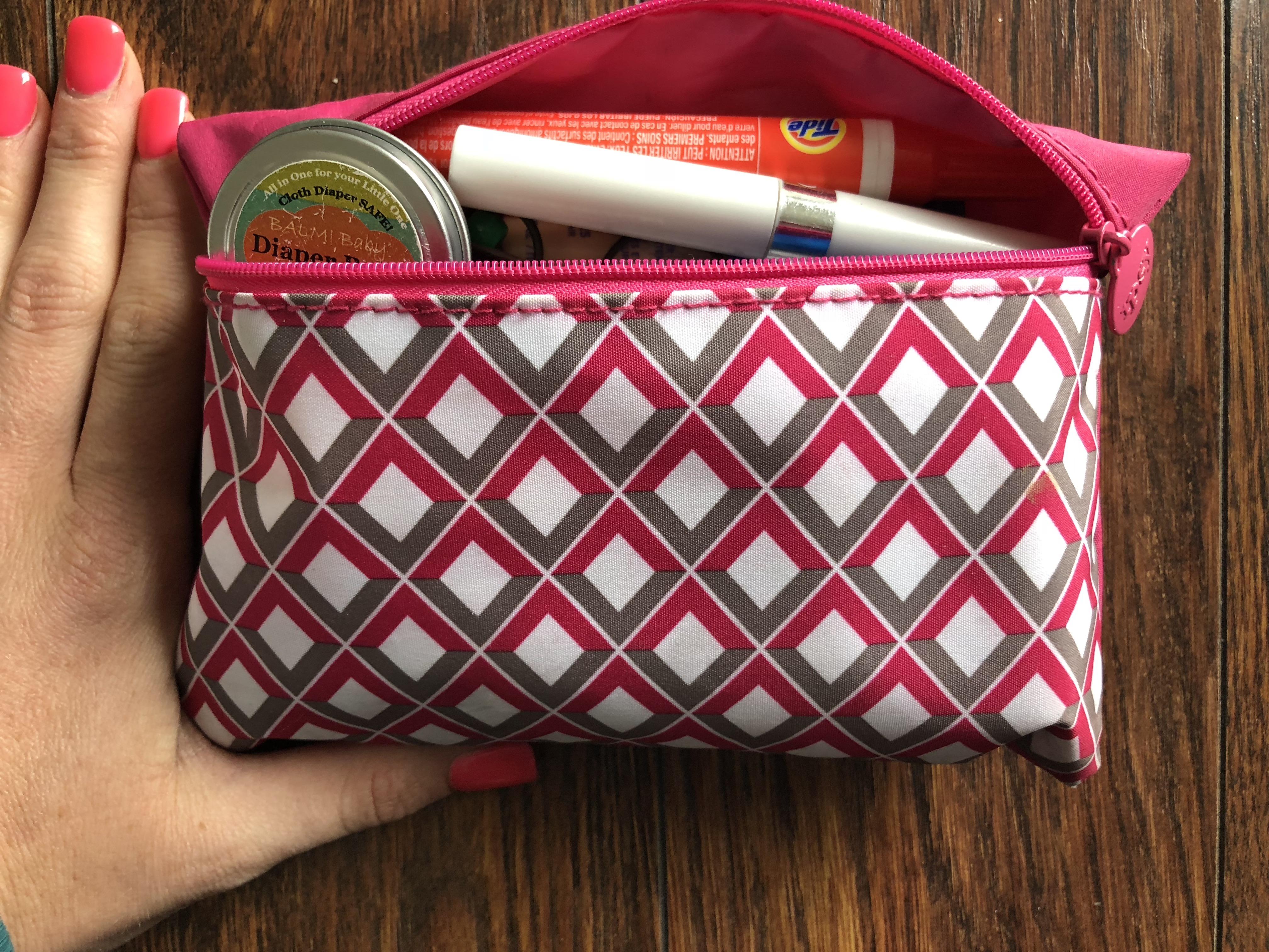 Toiletry Bag Diaper Bag Mom Essentials